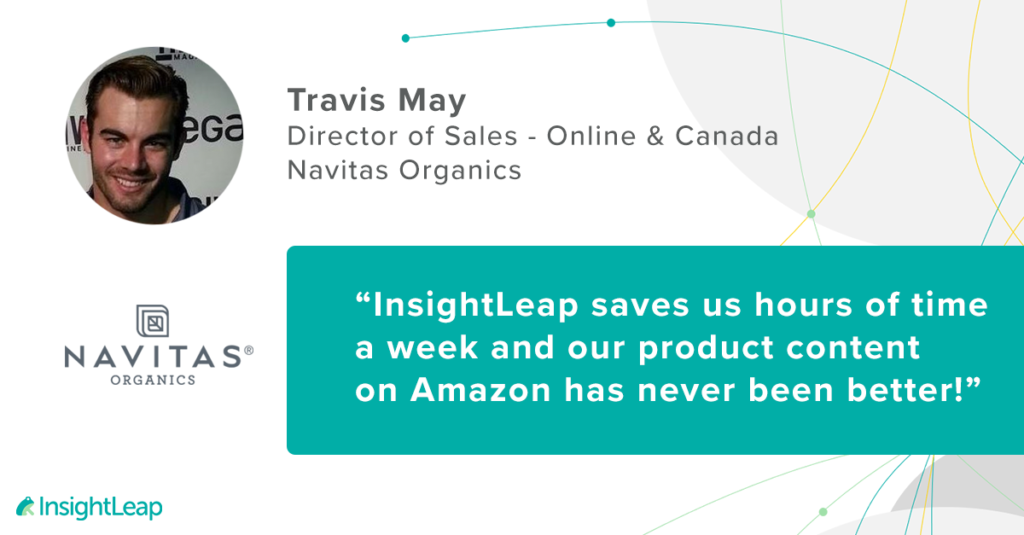 Travis May, Director of Sales - Online and Canada at Navitas Organics - InsightLeap
