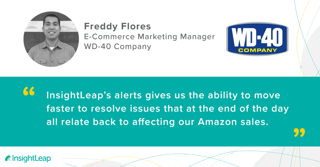 WD-40 - Freddy Flores - E-Commerce Marketing Manager